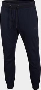 Spodnie 4F w sportowym stylu z bawełny