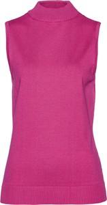 Różowa kamizelka bonprix bpc selection