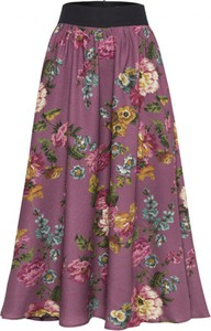 Czarna spódnica Kasia Miciak design midi