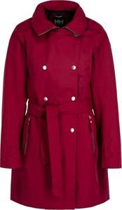 Czerwony płaszcz Helly Hansen