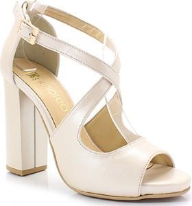 2007247055f4ca sandały kremowe - stylowo i modnie z Allani