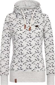 Bluza Naketano krótka w sportowym stylu