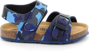 Buty dziecięce letnie Grünland Junior ze skóry