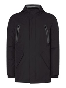 Czarna kurtka Marc O'Polo w młodzieżowym stylu