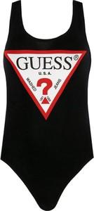 Czarna bluzka Guess Underwear
