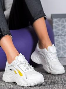Sneakersy Czasnabuty sznurowane