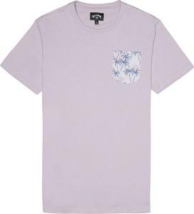 T-shirt Billabong z tkaniny