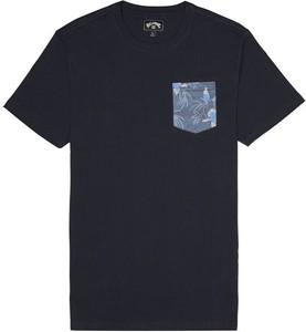 Czarny t-shirt Billabong