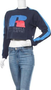 Bluzka Russell Athletic z okrągłym dekoltem