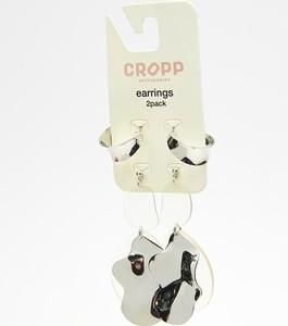 Cropp - Zestaw kolczyków - Srebrny