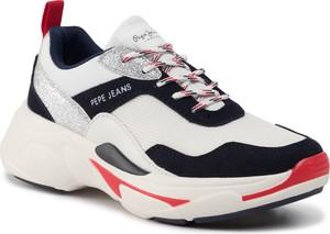 Buty sportowe dziecięce Pepe Jeans