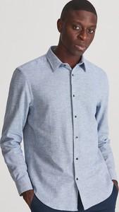 Koszula Reserved z bawełny