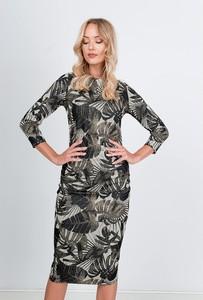 Sukienka Zoio z długim rękawem