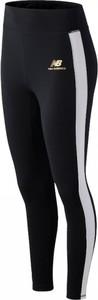 Spodnie New Balance w sportowym stylu z bawełny