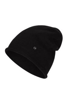 Czarna czapka Esprit