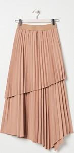 Różowa spódnica Sinsay