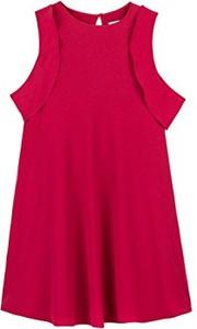 Czerwona sukienka dziewczęca gocco