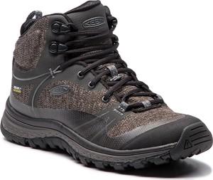 017585fd9ecc6 Buty trekkingowe Keen z płaską podeszwą w sportowym stylu sznurowane