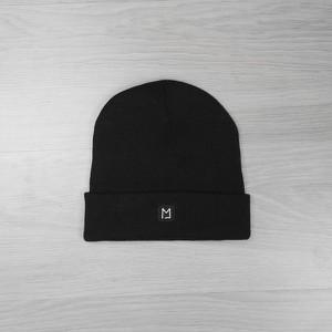 Czarna czapka MAJORS