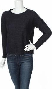 Czarny sweter Mo Casual w stylu casual