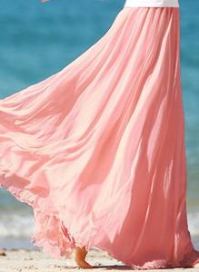 Różowa spódnica Cikelly