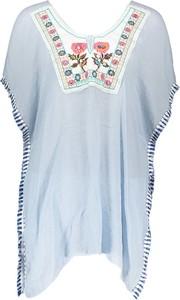 Niebieska bluzka My Summer Closet