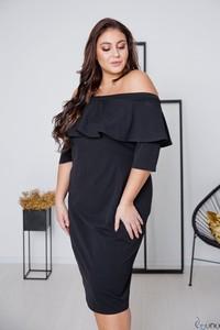 Sukienka tono.sklep.pl midi ołówkowa