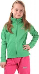 Zielona bluza dziecięca NORDBLANC