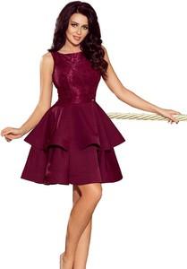 7a52773937 Sukienka Coco Style bez rękawów rozkloszowana mini