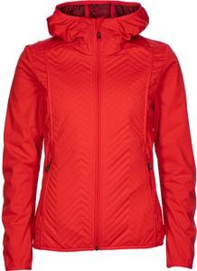 Czerwona kurtka CMP w stylu casual