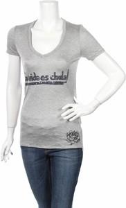 T-shirt Desigual z krótkim rękawem