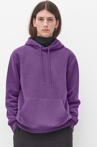 Fioletowa bluza Reserved w młodzieżowym stylu