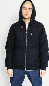 Granatowa kurtka Element w stylu casual