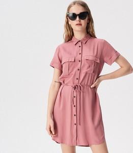 Sukienka Sinsay koszulowa