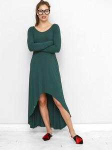 Zielona sukienka Freeshion maxi