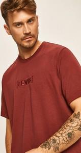 T-shirt Levis z bawełny