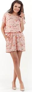 Sukienka Awama mini w stylu casual