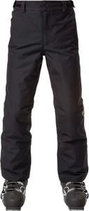 Czarne spodnie dziecięce ROSSIGNOL