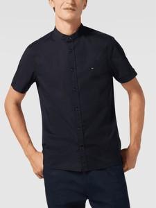 Koszula Tommy Hilfiger z krótkim rękawem z bawełny