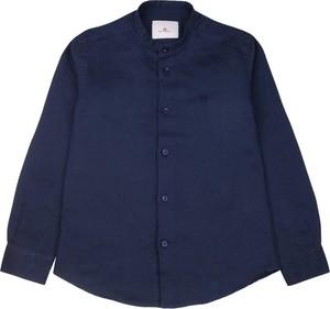 Granatowa koszula dziecięca Peuterey