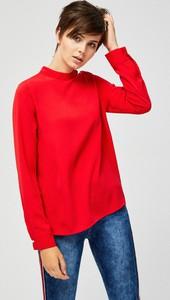 Koszula Moodo z golfem z długim rękawem