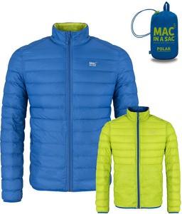 Kurtka Mac In A Sac w stylu casual z plaru