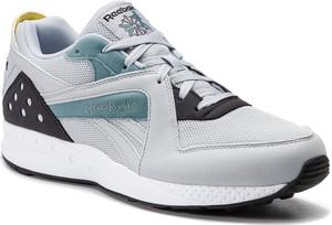 Buty sportowe Reebok w sportowym stylu ze skóry ekologicznej sznurowane
