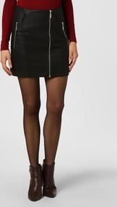 Czarna spódnica Noisy May mini