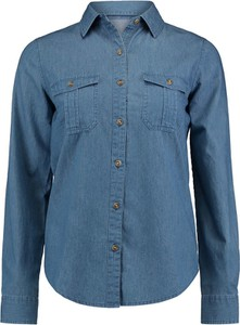 Niebieska bluzka Emp