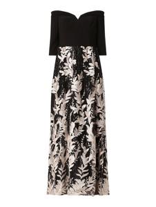 Sukienka Adrianna Papell z dekoltem w kształcie litery v
