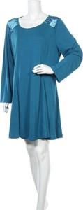 Sukienka La Vie En Rose w stylu casual z długim rękawem mini