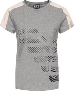 T-shirt Emporio Armani z okrągłym dekoltem z krótkim rękawem w stylu casual