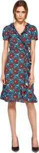Sukienka Nife asymetryczna midi