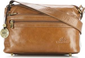 Brązowa torebka Wittchen mała